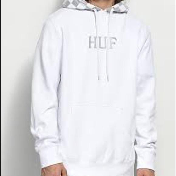 lovely release info fancy huf white hoodie